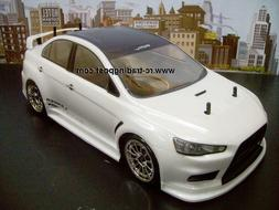 LANCER EVOLUTION X Custom Traxxas 4Tec 2.0 VXL Brushless 1/1