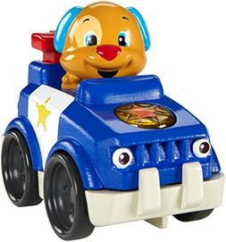 Fisher-Price Laugh & Learn Smart Speedsters, Police Car