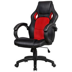 Mecor Ergonomic Leather Office Chair, Executive Swivel Compu