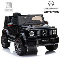 Licensed Mercedes Benz AMG G63 Ride On Car with Remote Contr
