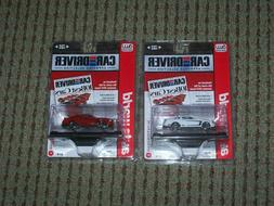Lot 2 1:64 Auto World Car and Driver 2012 For Mustang Boss 3