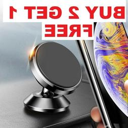 magnetic car mount cell phone holder stand