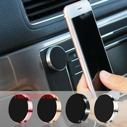 Magnetic Car Mount Holder Bracket Cradle For iPhone X 8 7 Pl