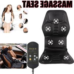 Massage Chair Heated Back Seat Massager Cushion For Car Home