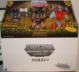 Masters of the Universe He-man Classics VYKRON SDCC 2012 Exc