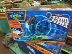 Lionel Mega Tracks Green Cork Screw Chaos Set