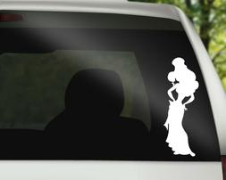 Megara Disney Decal Sticker for Car, Wall or Laptop