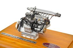 CMC-Classic Model Cars USA Mercedes-Benz 300 SLR Engine in a