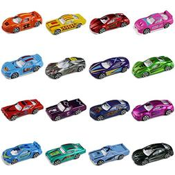 Fajiabao Race Car Metal Diecast Toys Model Cars Assorted Veh