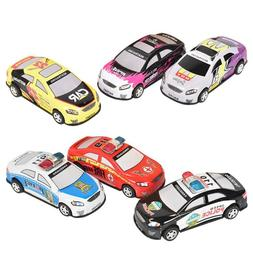 Mini Car Toys Pull Back Cars Speed Racing Vehicles Model Pla