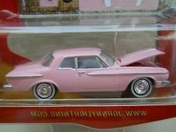 JOHNNY LIGHTNING - MUSCLE CARS -  '62 PLYMOUTH SPORT FURY -