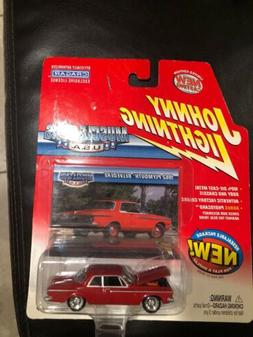 Johnny Lightning Muscle Cars 1962 Plymouth Belvedere 1:64,Di