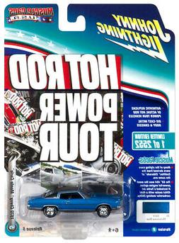 Johnny Lightning Muscle Cars 1970 Chevrolet Monte Carlo  1:6
