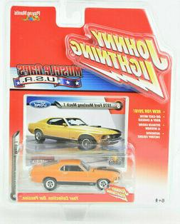 Johnny Lightning Muscle Cars 1970 Ford Mustang Mach 1 1:64 D