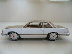 JOHNNY LIGHTNING - MUSCLE CARS  '80S MUSCLE - 1980 CHEVROLET