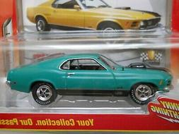 JOHNNY LIGHTNING - MUSCLE CARS U.S.A. - 1970 FORD MUSTANG MA