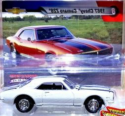 Johnny Lightning MUSCLE CARS USA 1967 Chevy Camaro Z28 White