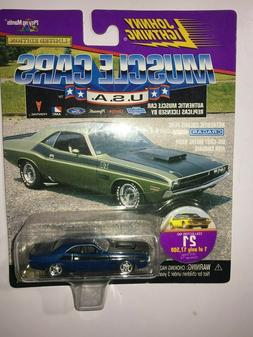 Johnny Lightning Muscle Cars USA 1970 Dodge Challenger T/A D