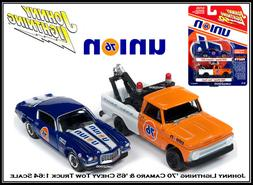 Johnny Lightning New 1/64th Diecast Cars 2 Pack Set '53 Buic