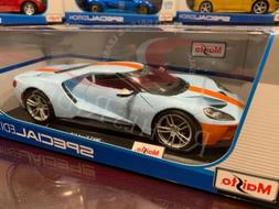 NEW COLOR Maisto 1:18 Scale Special Edition Diecast Model- 2