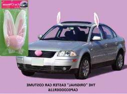 NEW EASTER BUNNY CAR COSTUME FOR ALL VEHICLES DONT BE FOOLED