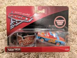 NEW IN BOX Disney/Pixar Cars 3 Bill Die-Cast Vehicle Demo De
