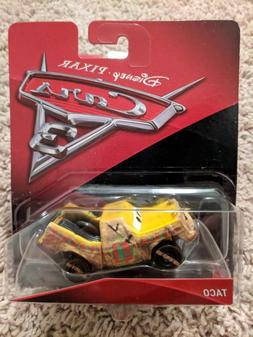 NEW IN BOX Disney/Pixar Cars 3 Taco Thunder Hollow Die-Cast