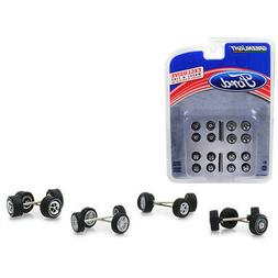 New Wheel and Tire Multipack Set of 24 pieces Ford Hobby Exc