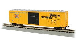 Bachmann Hobby Train Freight Cars, Prototypical Yellow