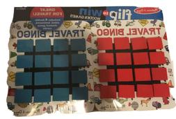 Pair of Melissa And Doug Flip And Win Memory Game . New! Gre