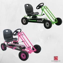 Pedal Go Kart / Pedal Car / Ride On Toys For Boys & Girls w/