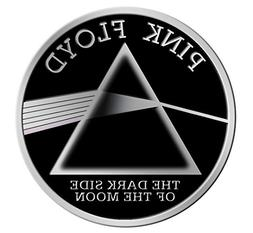 C&D Visionary Pink Floyd TDSOTM 3cm Metal Sticker