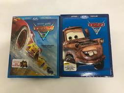 Disney Pixar Cars Collection 2 & 3 - Blu-ray + Digital BRAND