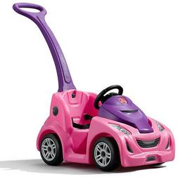 Step2 Push Around Buggy GT, Pink Push Car Kid Toy Gift