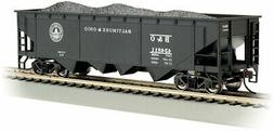Bachmann Hobby Train Freight Cars, Prototypical Black