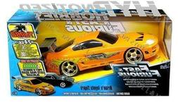 JADA R/C 1:16 FAST AND FURIOUS  BRIAN'S TOYOTA SUPRA 97582 R