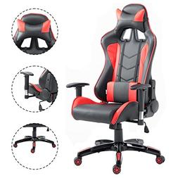 Officelax Racing Chair Gaming Chair High Back Reclining Swiv
