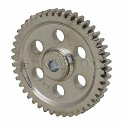 RC 1:10 Silver 44T Steel Metal 05112 Diff. Main Gear for HSP