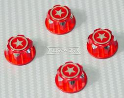 RC 1/8 WHEEL NUT CAP 5 Star 17mm Metal Nuts For 1/8 Buggy, T