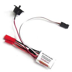 Hobbypower RC 20A ESC Brushed Motor Speed Controller for RC