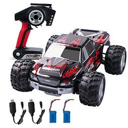 Wltoys 1:18 RC Car 4WD High Speed Off Road Remote Control Ca