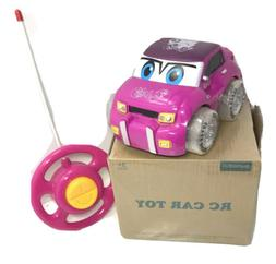 RC Car Toy for Girls | Pink Purple Remote Control 2CH Racer