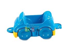 replacement blue convertible car for pull