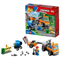 LEGO Juniors/4+ Road Repair Truck 10750 Building Kit