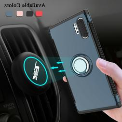 For Samsung Galaxy S10 Plus/S8/S9 Phone Case With Ring Holde