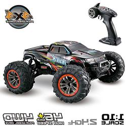 Hosim Large Size 1:10 Scale High Speed 46km/h 4WD 2.4Ghz Rem