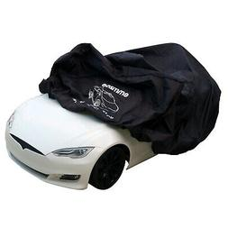Emmzoe Single Rider Ride-On Car Cover for Kids Electric Vehi