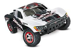 Traxxas Slash VXL 1/10 Scale 2WD LCG Short Course Racing Tru