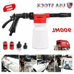 Snow Foam Gun for Car & Truck Wash Garden Hose Car Cleaning
