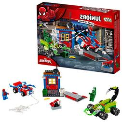 LEGO Juniors/4+ Marvel Super Heroes Spider-Man vs. Scorpion